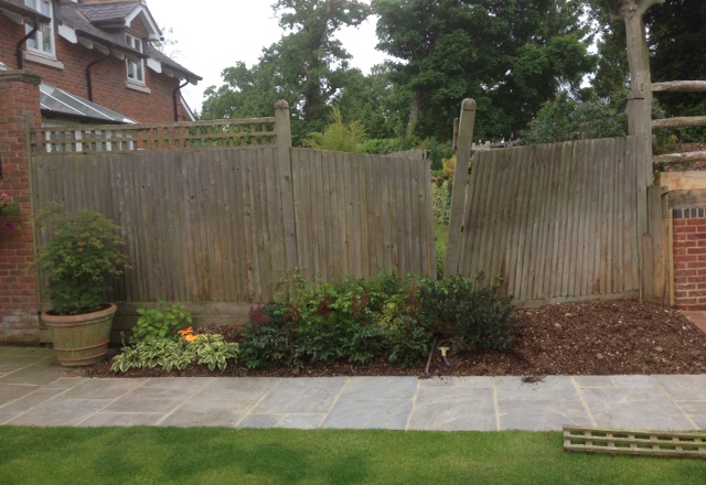 fencing-before
